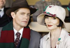 hryne Fisher and Jack Armstrong