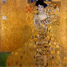 Painting by Gustav Klimt